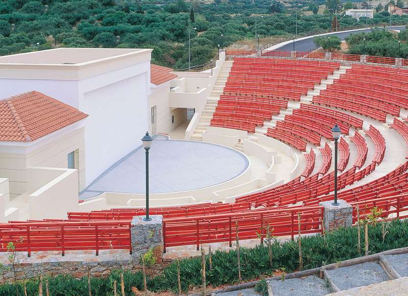 MANOS KATRAKIS OPEN AIR THEATER